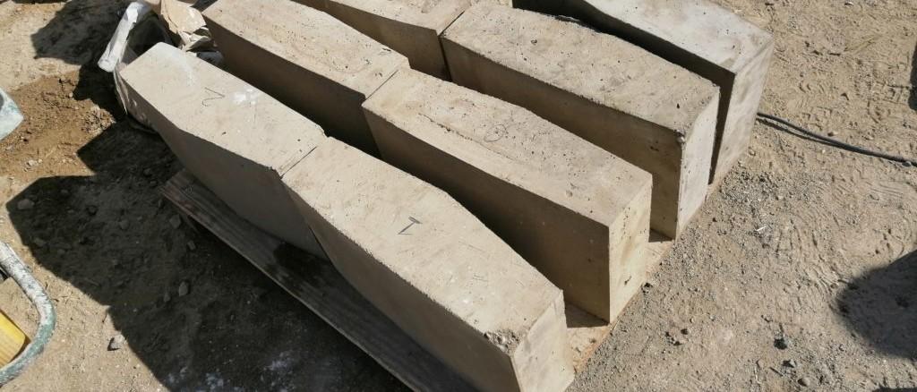 blocs de ciment ptompt naturel